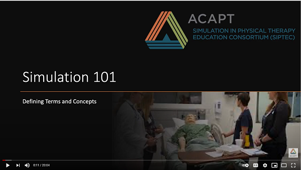 Simulation 101 from SIPTEC